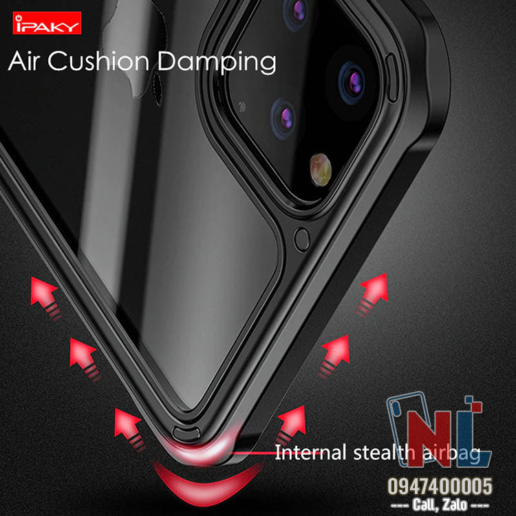 Ốp lưng iPhone 11 Pro Ipaky chống sốc