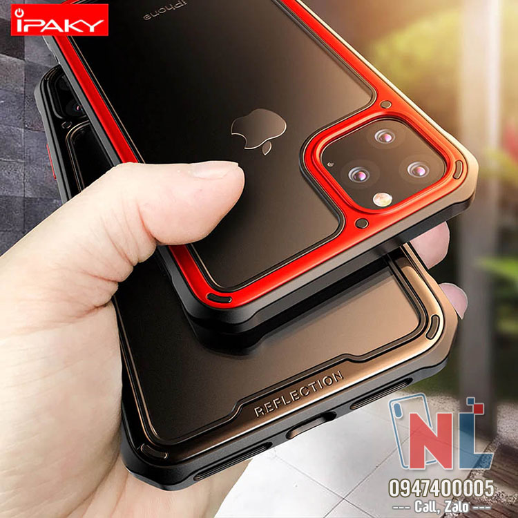 Ốp lưng iPhone 11 Pro Max Ipaky chống sốc