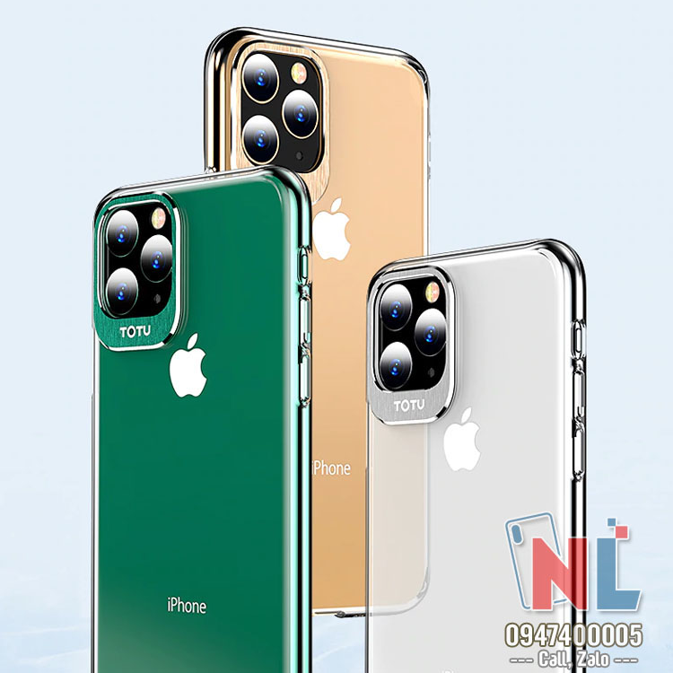 ốp lưng iphone 11 pro max totu sparkling