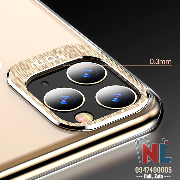 ốp lưng iphone 11 pro max cứng trong