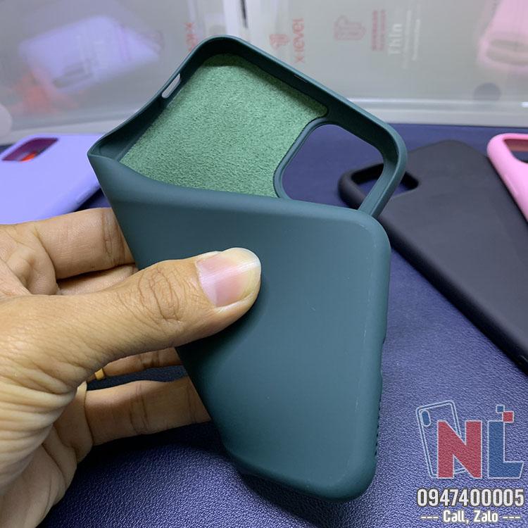 ốp lưng iphone 11 x-level chống bẩn
