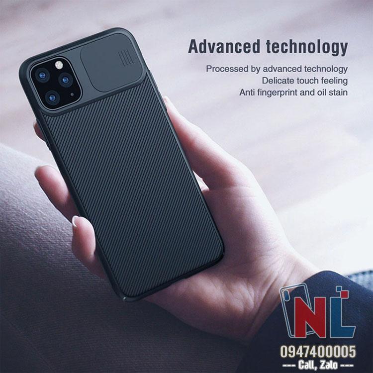 Ốp lưng iPhone 11 Pro Max Nillkin CamShield