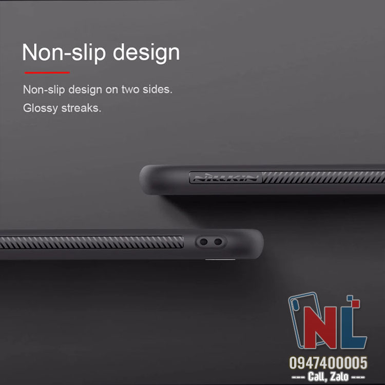 Ốp lưng iPhone 11 Pro Nillkin Textured