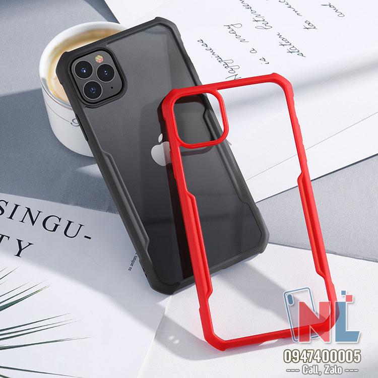 ốp lưng iphone 11 pro max xundd chống sốc