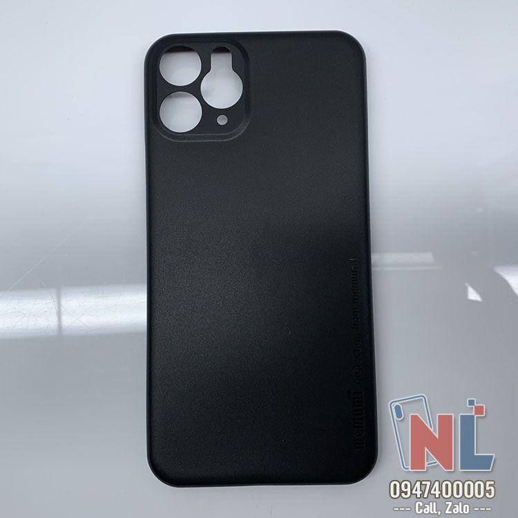 ốp lưng iPhone 11 pro max siêu mỏng