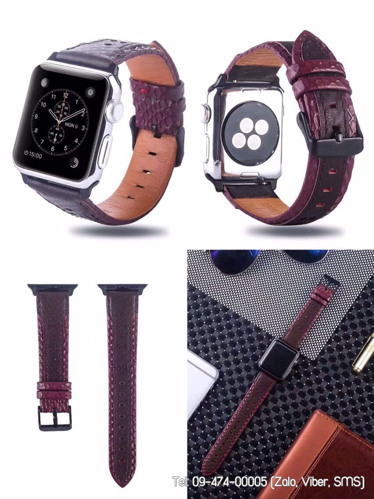 dây da apple watch quận 2