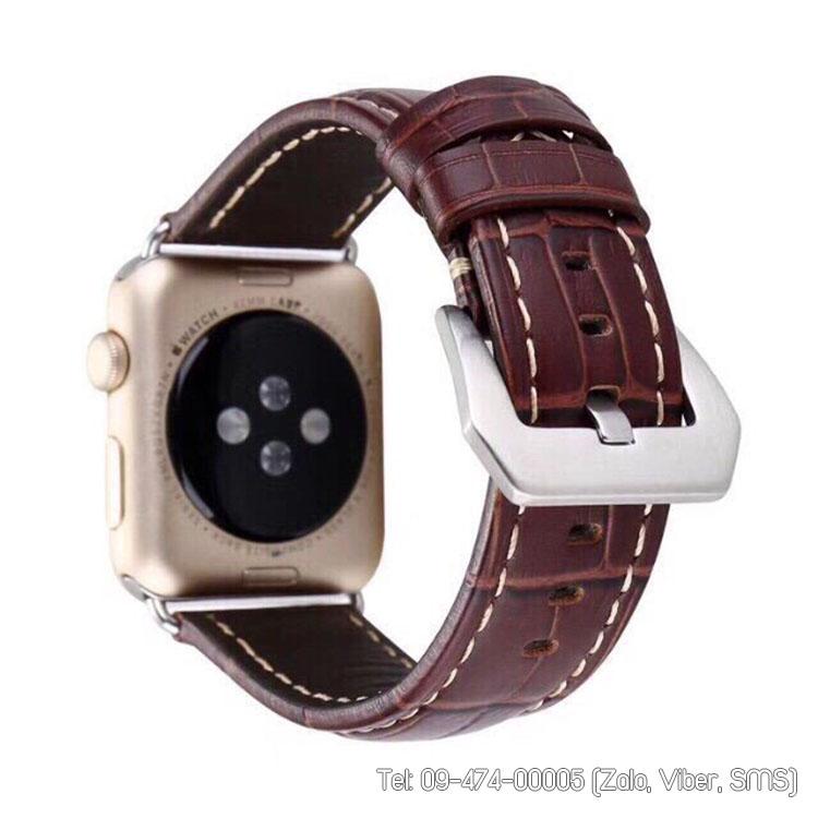 dây apple watch da mềm