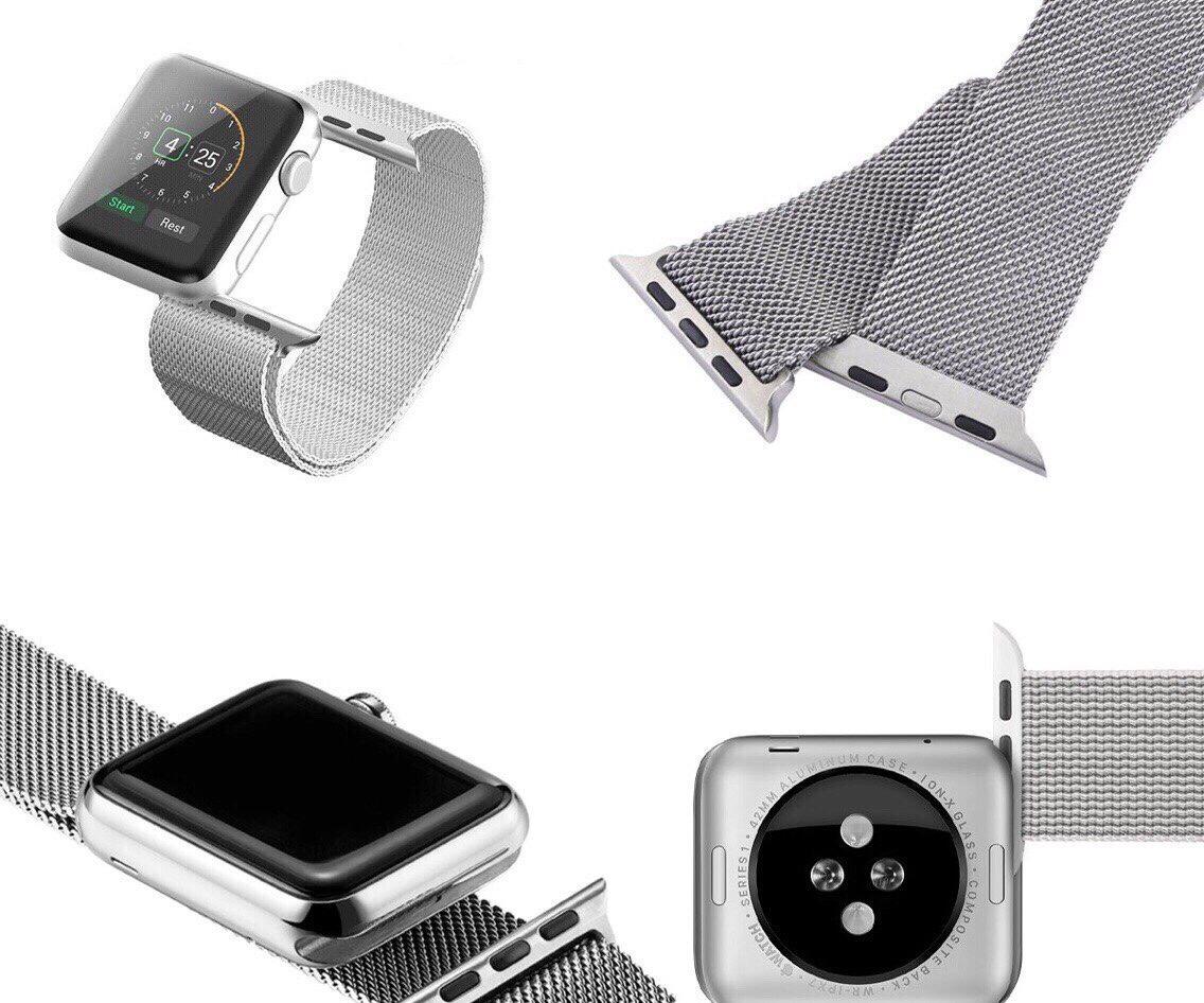 dây apple watch kim loại